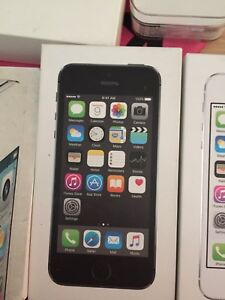 iPhones on sale ( 4s and 5)