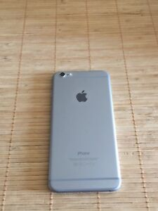 Iphone 6 64g unlocked Excellent condition 200$ FIRM