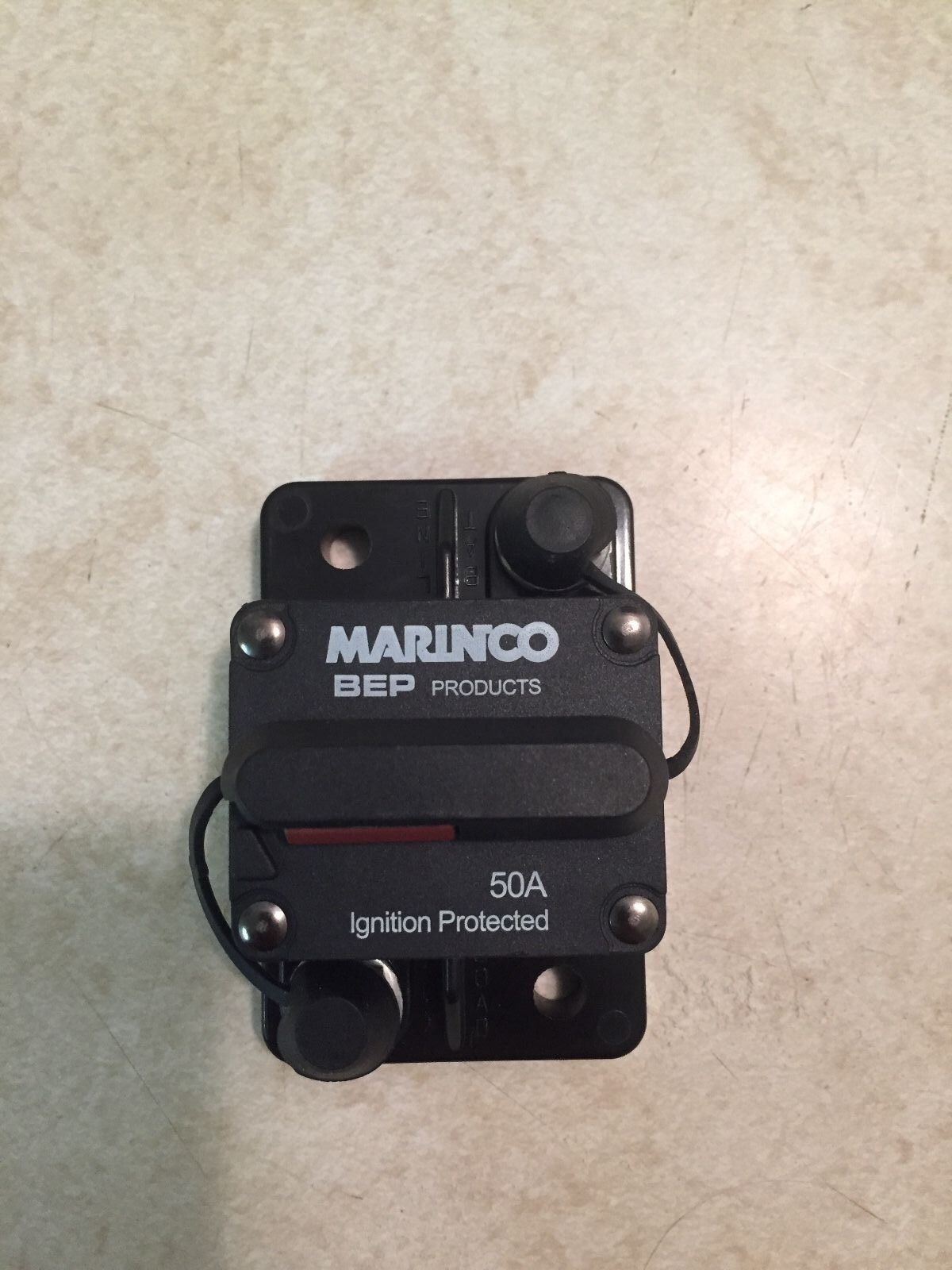 MARINCO BEP PRODUCTS 50A BREAKER
