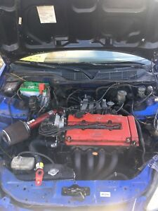B18c gsr complete swap and other 6th Gen civic parts