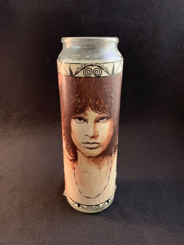 Vintage Jim Morrison Altar Candle
