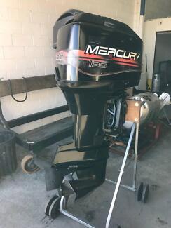 135hp Mercury Outboard