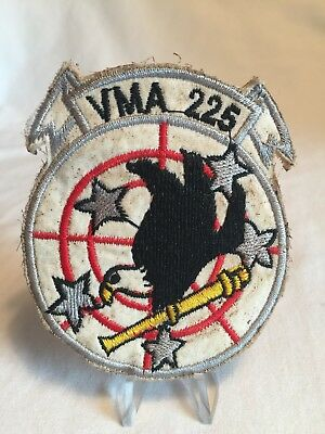 USMC Marine Corps VMA-225 Command Military Patch