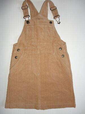 H&M Kinder Cord- Latzrock Rock Gr.116 beige zu Jacke Shirt Top Zustand - Cord Rock Kinder