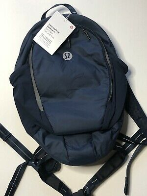 Lululemon Fst And Free BackPack True Navy NWT