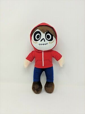 Disney Plushie Coco Miguel Plush Doll Figure Stuffed Soft Toys Gift 12 inch