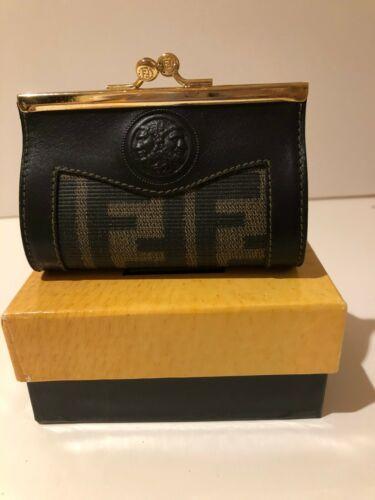 Fendi Coin Purse in Original Box