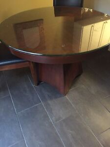 Dining table with 4 chairs from Pier 1