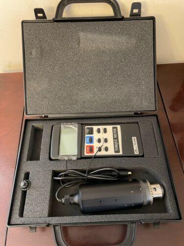 Lutron TQ-8800  Torque Meter  TQ8800 15 Kg-cm torque sensor in case