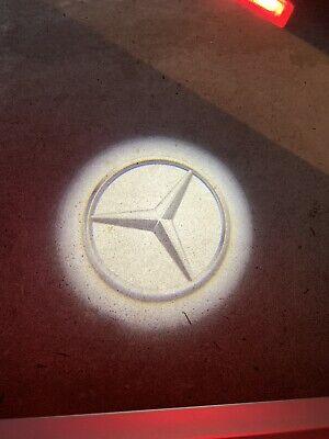 Mercedes Benz original LED Projektor Mercedes Stern 2-teilig W212 W213 W176 W205