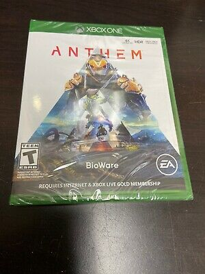 Anthem (Microsoft Xbox One, 2019) BioWare EA Best Action Game (New Best Action Game)