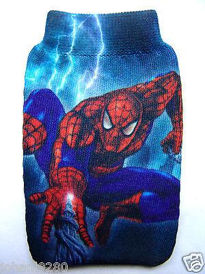 Spiderman  gsm - mp 3 / 4, ... - houder / hoesje  7 x 11 cm