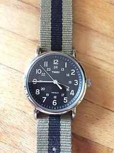 Timex watch rrp 125 Carlton Melbourne City Preview