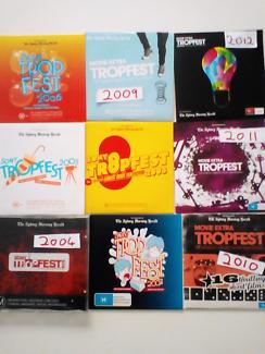 Tropfest DVDs