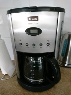 Breville Aroma Style Coffee Machine
