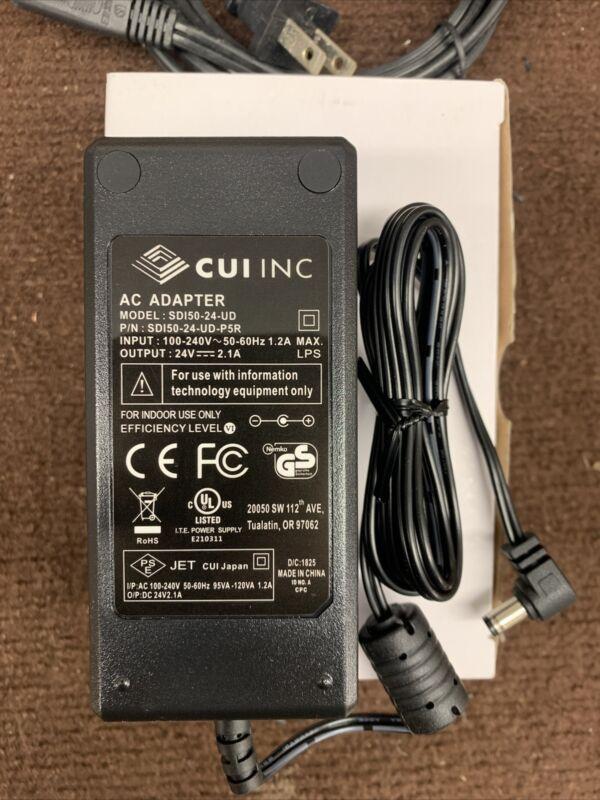 24vdc 2.1 Amp Power Supply