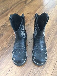 Women's/girls Roper cowboy boots 7.5
