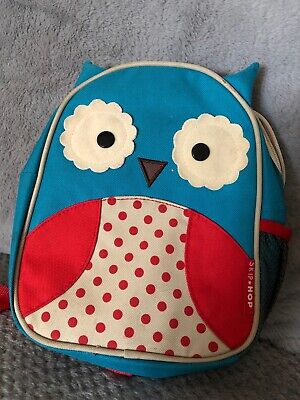 Skip Hop Zoo-let Toddler / Child Backpack / Daysack Bag With Reins - Owl for sale  Shipping to South Africa
