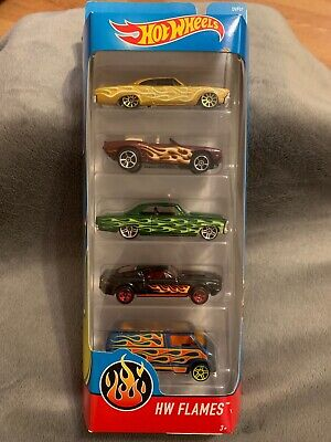 Hot Wheels Flames 2016 (5 Pack)