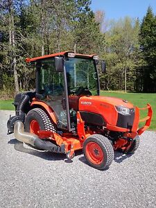 2016 Kubota B2650 HSDC 4wd and Implements Package Deal