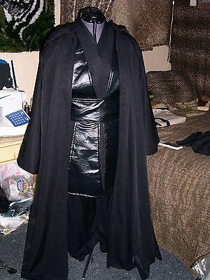 HANDMADE 5 PC STAR WARS SITH OR JEDI  CUSTOM MADE (Custom Jedi Kostüm)