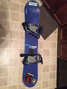 Fresh snowboard for sale