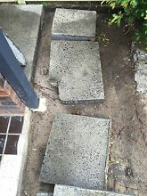 Cut up concrete for pavers, stepping stones, footing, fill Yamba Clarence Valley Preview