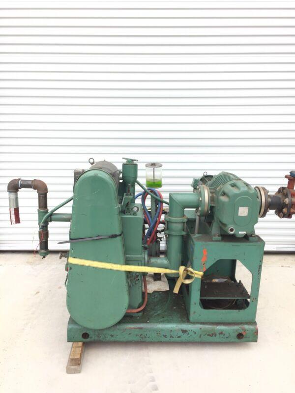 Stokes Pennwalt Mrcovac Pump / Blower system 212-H / 1722S