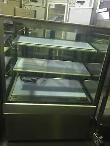 Williams Refrigeration Topaz 900sq Glass Cake Display HTC-9 Geebung Brisbane North East Preview