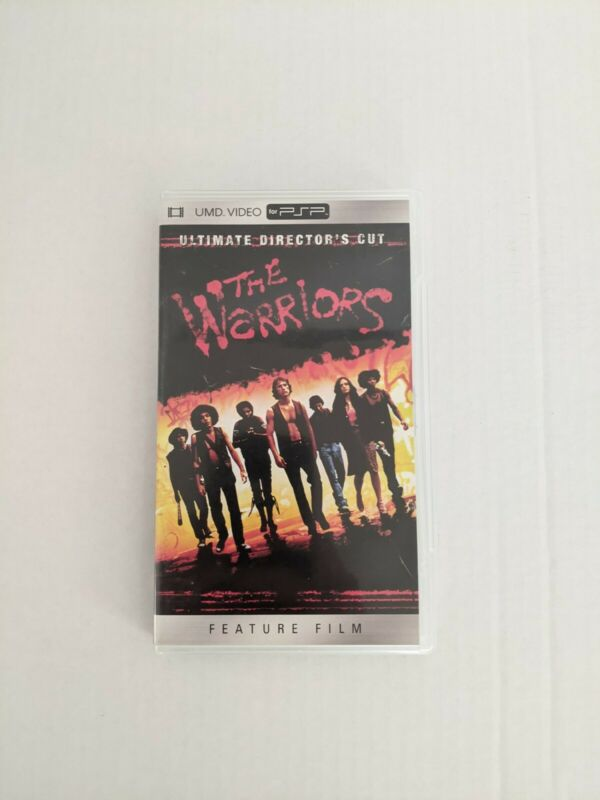 ** PSP ** The Warriors Ultimate Director