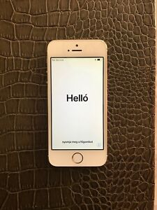 Iphone 5s GOLD 64GB Unlocked
