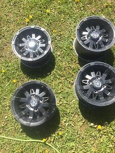 2016 yahama  grizzly se rims for sale