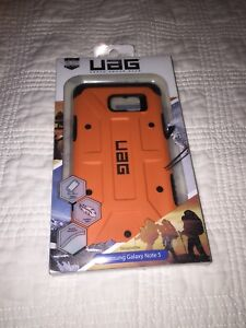 Samsung Note 5 UAG cell phone case