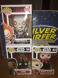 Funko Pop Toy Figure Lot : $20 for All 3!