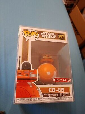 CB-6B Funko Pop With Pop Protector