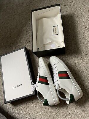 Gucci Ace Trainers UK size 6
