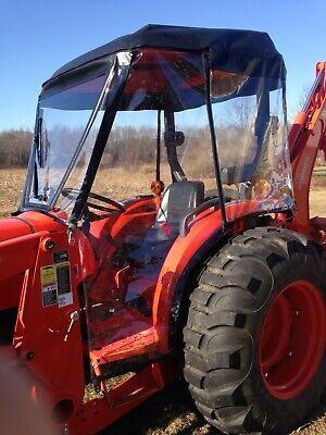 Kubota Vinyl Tractor Cab B1550 B1750 B2410 B2150 B2710 B2910 B3200 B7500 B7800
