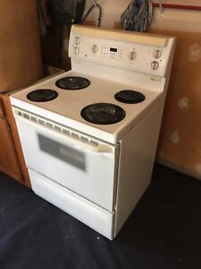 Electric oven - works