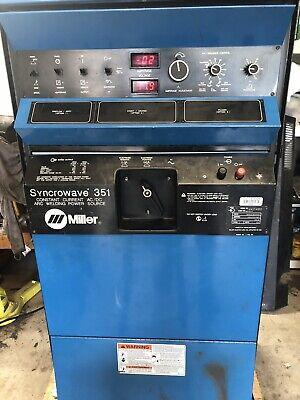 Miller Syncrowave 351