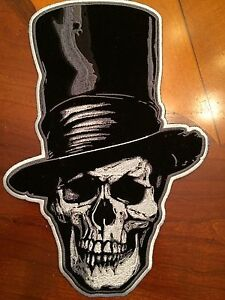 Large skull patch
