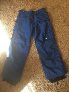 Men's large special blend snowboard pants like new $220 KELOWNA