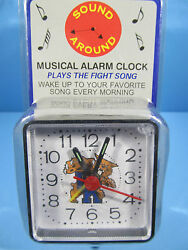 *NIP* NCAA KENTUCKY WILDCATS MINI TRAVEL ALARM CLOCK OFFICIALLY LICENSED