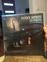 """PATRICK SIMMONS -  SO WRONG 12"""" Glenroy Moreland Area Preview"""