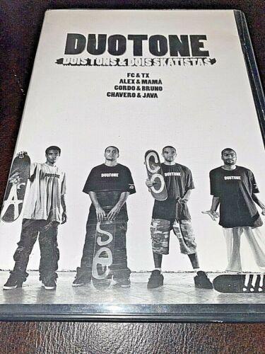 Rare Skateboarding DVD Duotone Rodrigo TX Rare Skate Gear