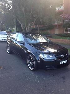 2009 Holden Commodore Wagon Sans Souci Rockdale Area Preview