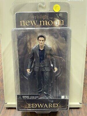 The Twilight Saga New Moon Edward Cullen 7 inch Action Figure - Robert Pattinson