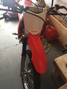 2014 honda crf 125 bw dirt bike