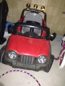 ELECTRIC JEEP CAR Mirrabooka Stirling Area Preview