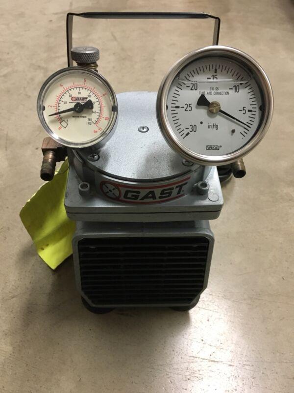 Gast Mfg Vacuum Pump DOA-P104-AA