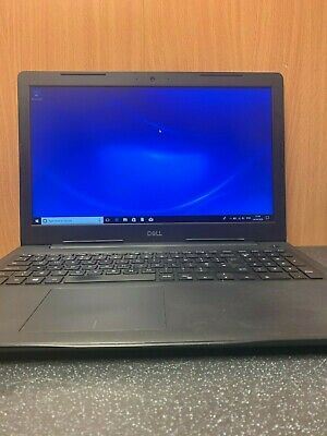 (NE6) Dell Latitude 3590, 8GB RAM, 1TB HDD, i5-7200U @ 2.5GHz Laptop Computer PC